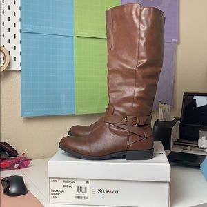 Style & Co. Madixecog Boots